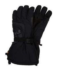 schwarze Handschuhe von Jack Wolfskin