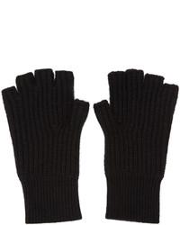 schwarze Handschuhe von rag & bone