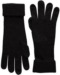 schwarze Handschuhe von Tommy Hilfiger