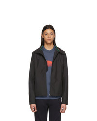 schwarze Harrington-Jacke von Ps By Paul Smith