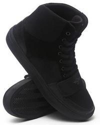 Schwarze hohe sneakers original 537642