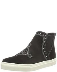 schwarze hohe Sneakers von Vero Moda