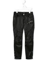 schwarze Hose von Armani Junior
