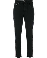 schwarze Hose von MSGM