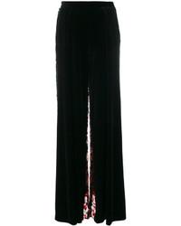schwarze Hose von Talbot Runhof