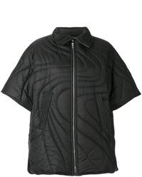 schwarze Jacke von Emilio Pucci