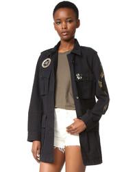 schwarze Jacke von Figue