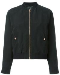 schwarze Jacke von Mini Market