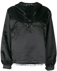 schwarze Jacke von Moschino