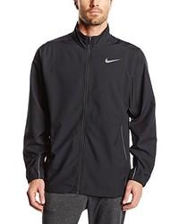 schwarze Jacke von Nike