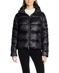 Modische schwarze Jacke für Damen von Polo Ralph Lauren für