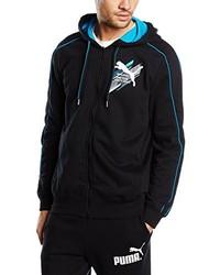 schwarze Jacke von Puma