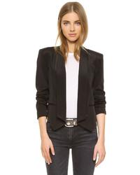 schwarze Jacke von Rebecca Minkoff