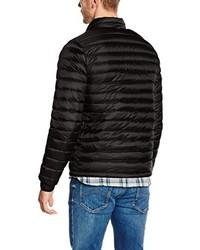 schwarze Jacke von Tommy Hilfiger
