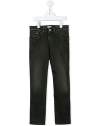 schwarze Jeans von Armani Junior