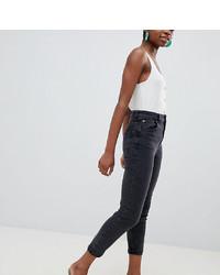 schwarze Jeans von Asos Petite