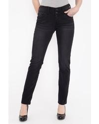 schwarze Jeans von BLUE MONKEY