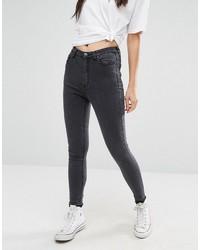 schwarze Jeans von Boohoo