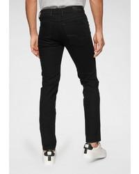 schwarze Jeans von Bugatti