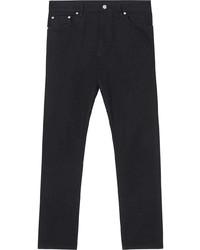 schwarze Jeans von Burberry