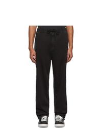 schwarze Jeans von Diesel