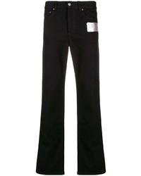 schwarze Jeans von Givenchy