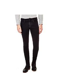 schwarze Jeans von GUESS