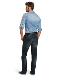 schwarze Jeans von H.I.S