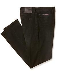 schwarze Jeans von Hilfiger Denim