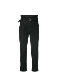 schwarze Jeans von Isabel Marant