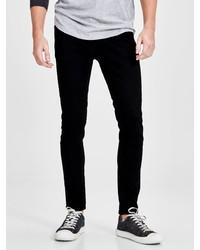 schwarze Jeans von Jack & Jones