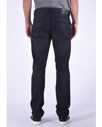 schwarze Jeans von Kaporal