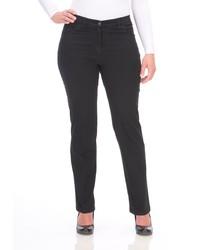 schwarze Jeans von KJBRAND