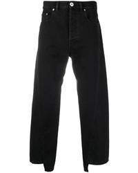 schwarze Jeans von Lanvin