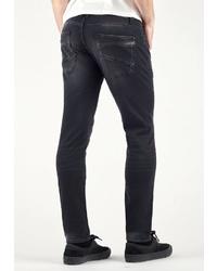 schwarze Jeans von Le Temps des Cerises
