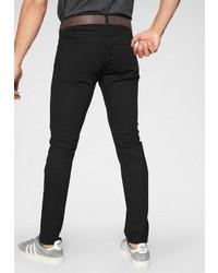 schwarze Jeans von Lee