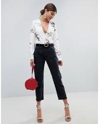 schwarze Jeans von Missguided