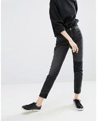 schwarze Jeans von Monki
