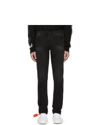 schwarze Jeans von Off-White