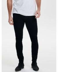 schwarze Jeans von ONLY & SONS