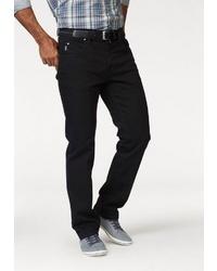 schwarze Jeans von PIONIER