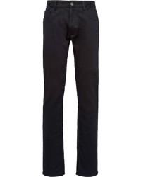 schwarze Jeans von Prada