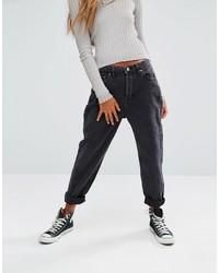 schwarze Jeans von Pull&Bear