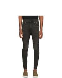 schwarze Jeans von R13