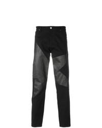 schwarze Jeans von Versace Collection