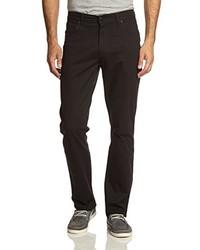 Schwarze Jeans von Wrangler
