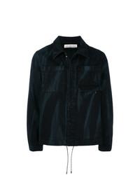 schwarze Jeansjacke von Golden Goose Deluxe Brand