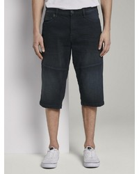schwarze Jeansshorts von Tom Tailor