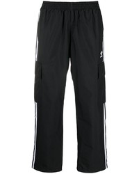 schwarze Jogginghose von adidas