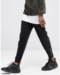 schwarze Jogginghose von Asos